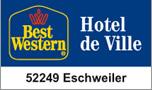 Best Western Hotel de Ville Eschweiler