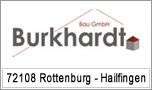 Burkhardt Bau-GmbH, Rottenburg - Hailfingen