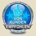 Siegel EU-zertifizierter Sachverständiger DIN EN ISO/IEC 17024