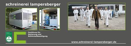 Schimmel-Sanierungsbetrieb Lampersberger