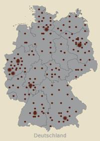 Fachfirmen für Schimmelsanierungen Deutschland